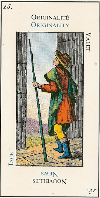 LE MESSAGER carte 25
