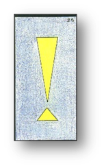 Le Point d'exclamation carte 25 Oracle Gé