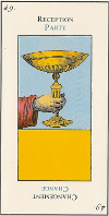 Signification carte 49 As coupe Le Grand Etteilla